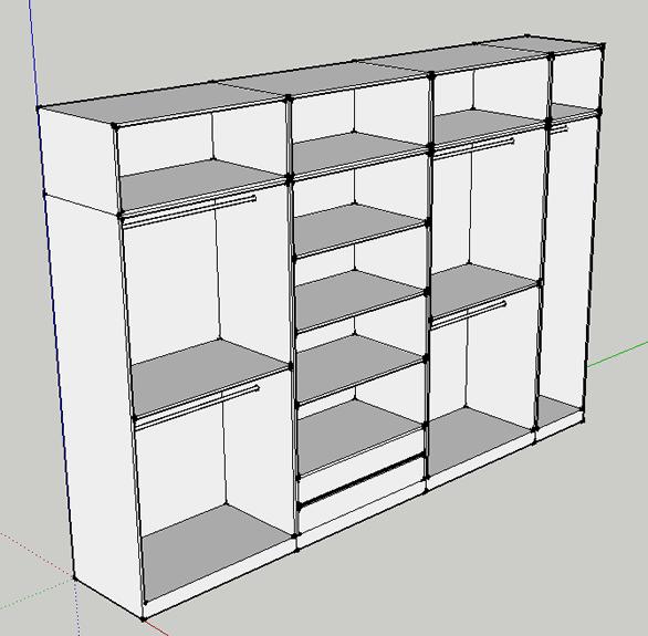 Fusters22 armarios a medida armarios armarios for Armarios empotrados precios
